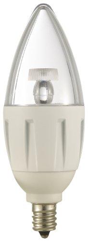 Magic Lighting Inc Candlelabra Led Light Bulb 3W 90Lumen 3000K Warm White Ul Listed