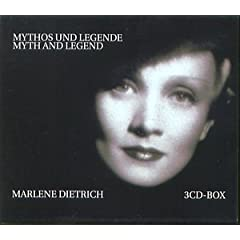 Marlene Dietrich 1994   Myth and Legend (3CD) preview 0