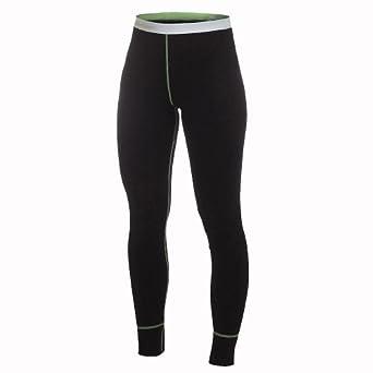 Woolpower Long John Lite technical underwear Ladies black Size S 2014