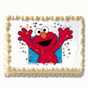 Pin Buy Elmo Birthday Cake Edible Image Cake on Pinterest