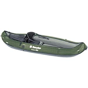 Sevylor Inflatable Rio Canoe Picture