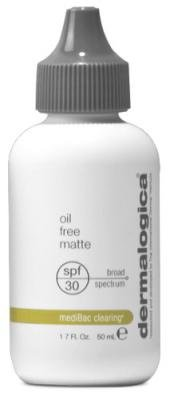 vitamin a sunscreen:Dermalogica Oil Free Matte Spf 30 Broad Spectrum