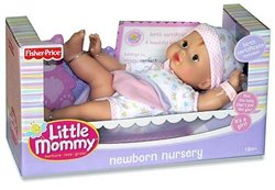 Fisher Price Little Mommy baby So New Doll