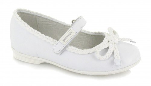 Garvalin, Ballerine bambine Bianco Blanco