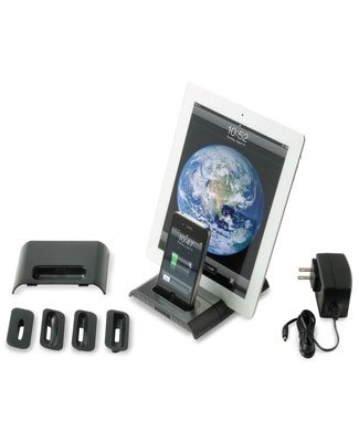XtremeMac IPU-ID2-11 InCharge Duo for iPhone/iPod/iPad by Memorex