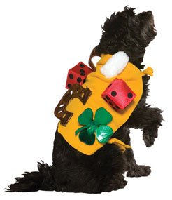 Lucky Dog Pet Halloween Costume