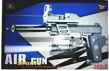Zest 4 Toyz High Grade Infrared Air Sports 6MM B.B. Bullet Toy Gun with ammunition