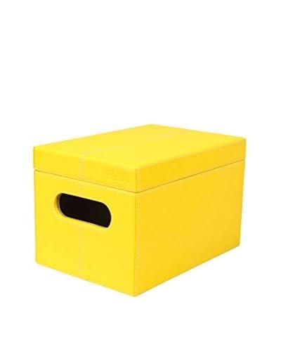 Nava Design Box Saffiano [Giallo]