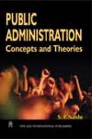Public administration theories and concepts essay