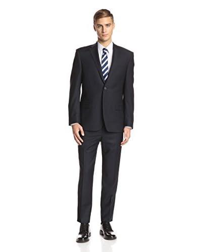 Ike Behar Men's Pinstripe Suit