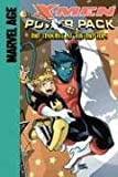 img - for Big Trouble at the Big Top! (X-Men Power Pack) book / textbook / text book