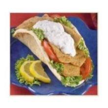 Grecian Delight Pre Cooked Chicken Slices, 10 Pound -- 1 Each.
