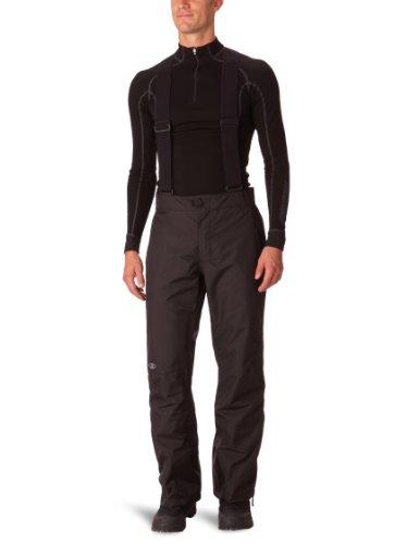 Ziener Herren Hose Termiz Ski, black, 48, 124207