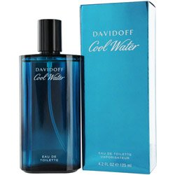 Davidoff Cool Water Eau De Toilette Spray For Men 42 Fluid Ounce from Davidoff