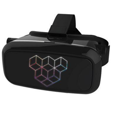 VOXEL 2.0 VR Virtual Reality Headset - Active 3D Glasses & Home Theater System for Video Games & Movies - Samsung, iPhone and Google Smartphones - Mobile Game (Mobile Theater Video Glasses compare prices)