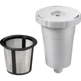 Fits Keurig B30 B31 B40 B50 B60 B70 My K-Cup Reusable Coffee Filter (include holder,lid and one mesh filter)