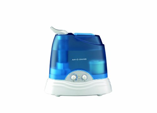 Air-O-Swiss AOS 7133 Ultrasonic Humidifier - Warm and Cool Mist