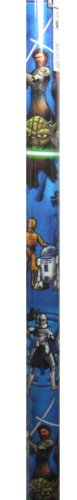 Star Wars Gift Wrap Wrapping Paper - Blue