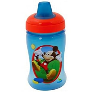 The First Year's Mickey Soft Spout Sippy Cup 10 oz. (4-Pack)