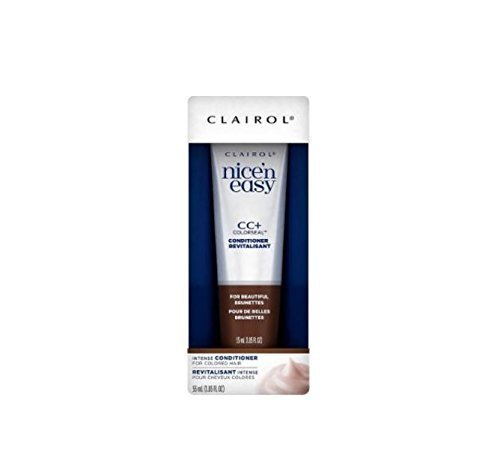 Clairol Nice 'n Easy CC Plus Color Seal Conditioner, Beautiful Brunettes, 1.85 Fl Oz (Pack of 2) (Clairol Color Conditioner compare prices)