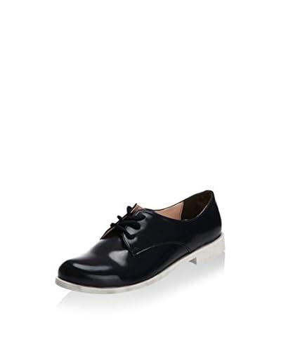 STEFANI Zapatos de cordones Negro
