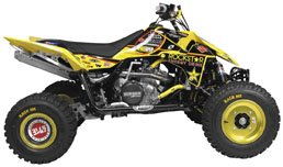 New Ray Toys Suzuki Rockstar/Makita/Yoshimura 1:12 Scale ATV 43403