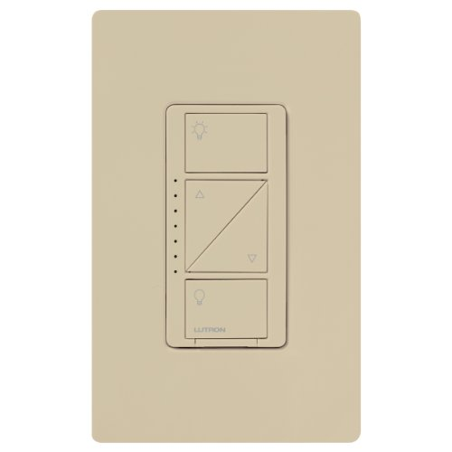 Lutron Caseta Wireless In Wall Dimmer 600 150 Watt Single Pole