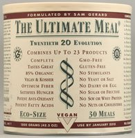 The Ultimate Life - The Ultimate Meal, 1200 g powder