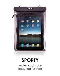 Etui étanche Dripro pour iPad, iPad 2, nouvel iPad, iPad 4 (Waterproof et certifié IPX8)