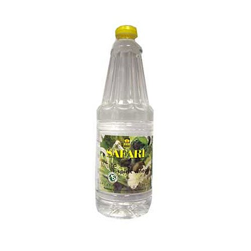 Safari White Vinegar 750ml Bottle