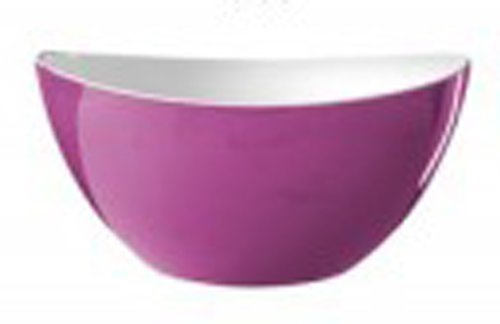 Kdg International Omada Trendy Bowl, 4.7-Inch, Small, Plum