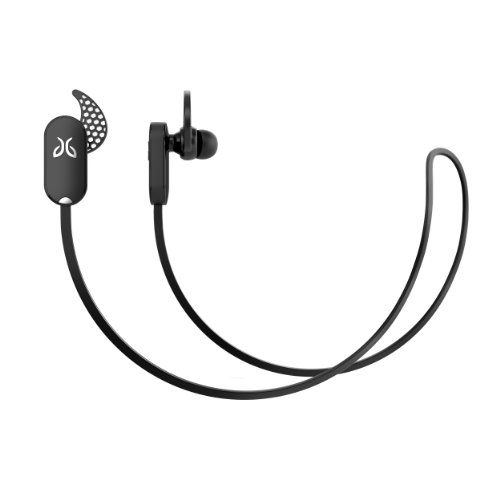 Jaybird Freedom Sprint Bluetooth Headphones - Retail Packaging - Midnight Black