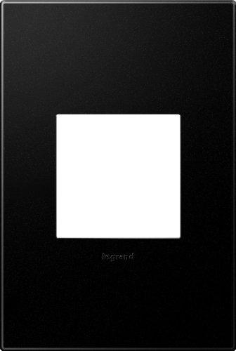Legrand Adorne Graphite, 1-Gang Wall Plate AWP1G2GR6