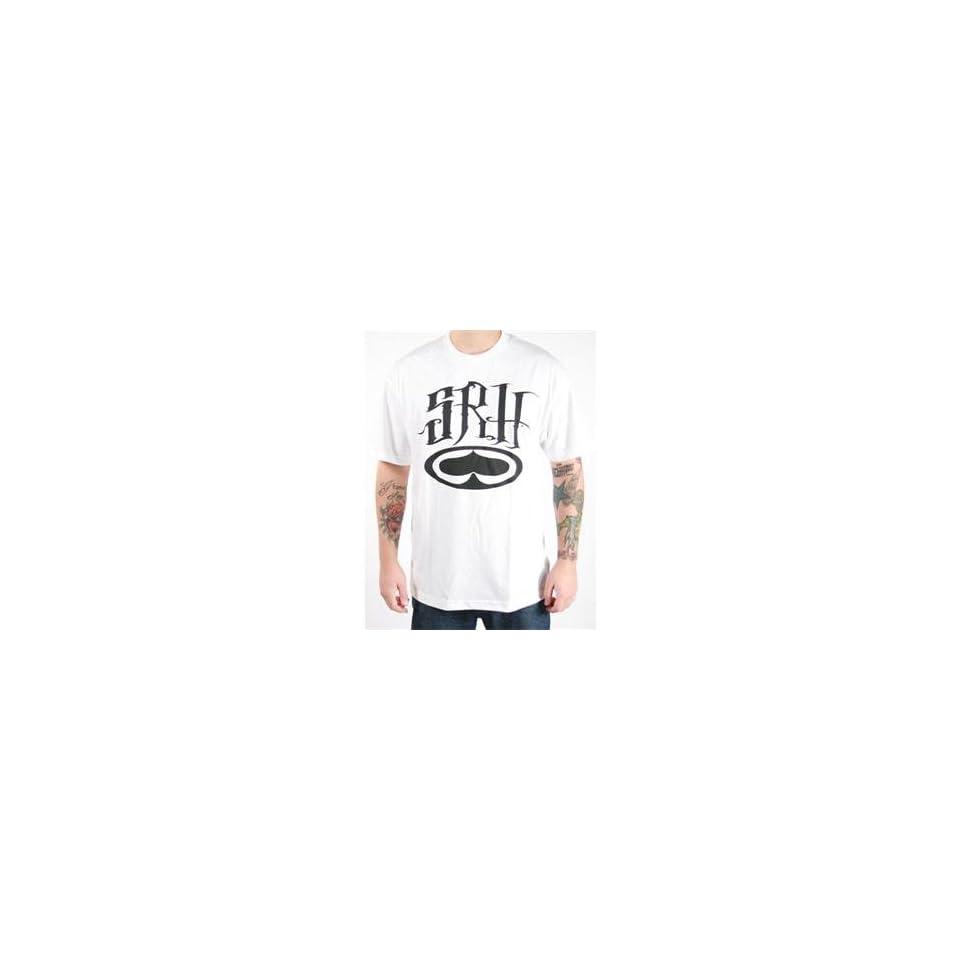 SRH Spider T Shirt   Large/White