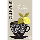 Clipper Organic Nettle and Lemon Tea - 20 Bags