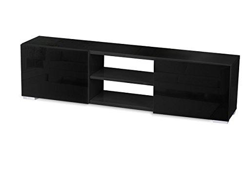 mueble-tv-frida-en-mdf-lacado-negro-2-nichos-y-2-puertas