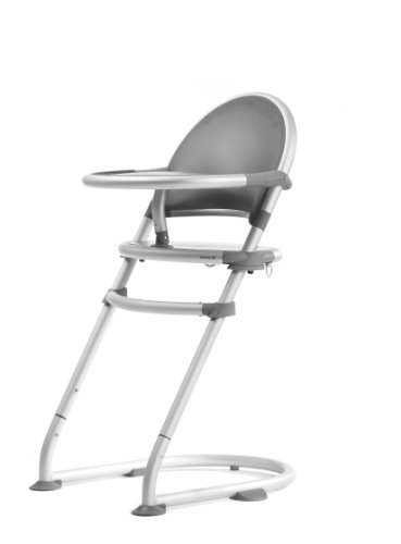 Mutsy Easygrow High Chair, Dark Grey (Discontinued by Manufacturer) - 1
