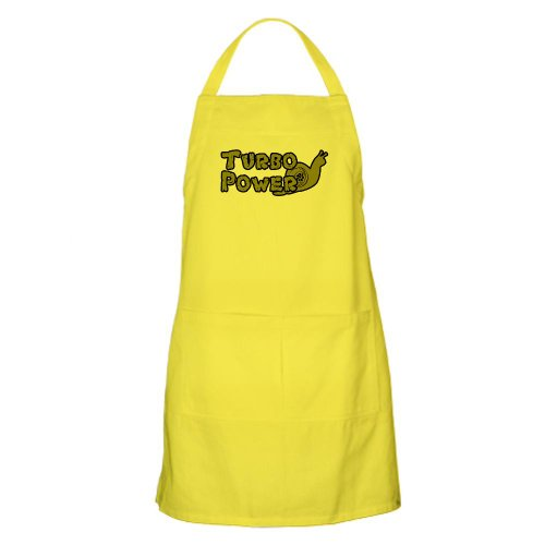 Cafepress Turbo Power Apron - Standard