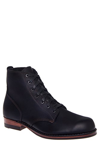 Men's Williams Oiled Black Boot