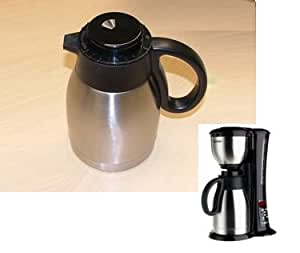 Zojirushi Coffee Maker Parts : Amazon.com: Zojirushi Original Replacement Thermal Carafe EC-BD15 Coffee Maker: Kitchen & Dining