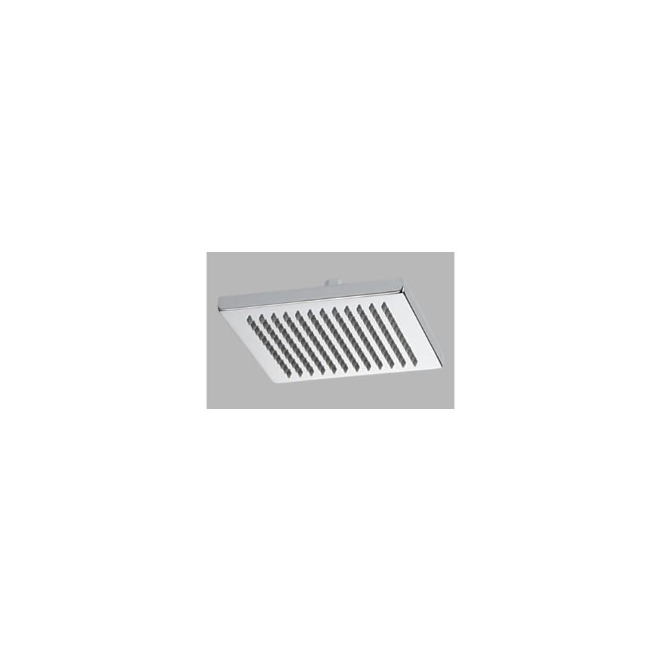 Brizo Vesi Polished Chrome Ceiling Raincan Showerhead