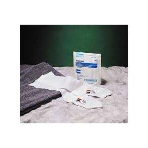 Kendall Ted Knee Length Anti Embolism Stockings Medium Regular Length White - 1 Pair - Model 7115 front-507389