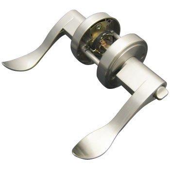 ドアノブ(レバーハンドル) ツマミカギ 内締錠