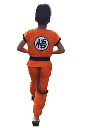 Anime Store Kids Boys Anime Dragon Ball Cosplay so Goku Costume