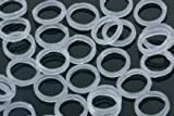 "Clear 1/4"" 4.5 Oz - Orthodontic Elastic-for Braces - Dental Rubber Bands"