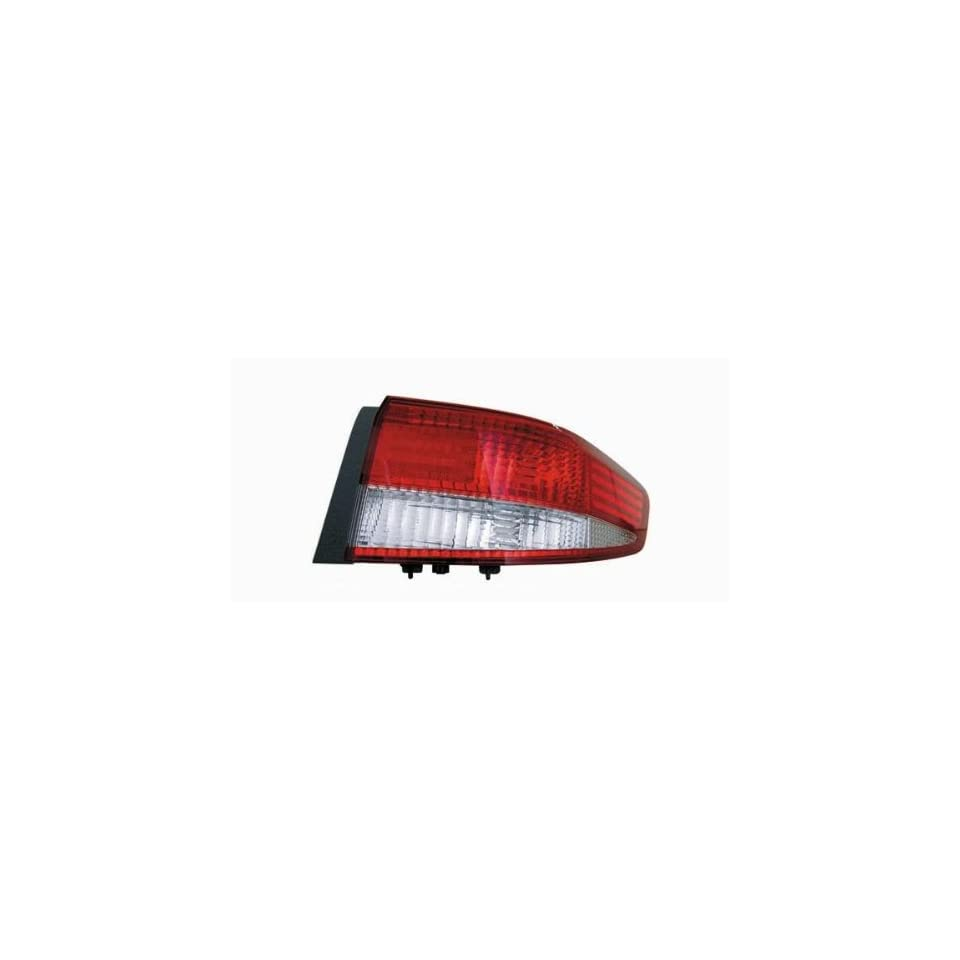 Capa Honda Accord Sedan Replacement Tail Lights RH Right Passenger Side