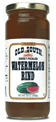 Old South Sweet Pickled Watermelon Rind 20 Oz.