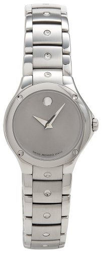 Movado Women's 605792 S.E. Stainless-Steel Watch