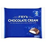 Fry's Chocolate Cream X 4 196G