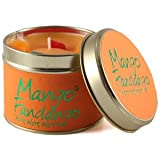 Lily Flame Scented Candle - Mango Fandango